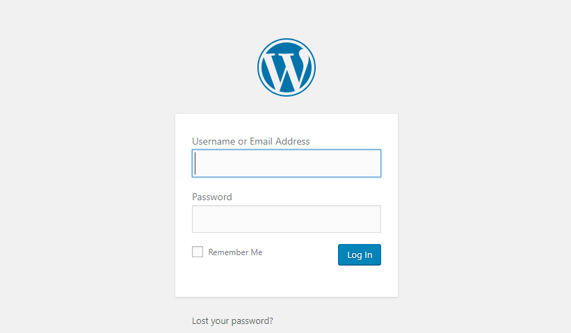 How to Reset WordPress Login Password?