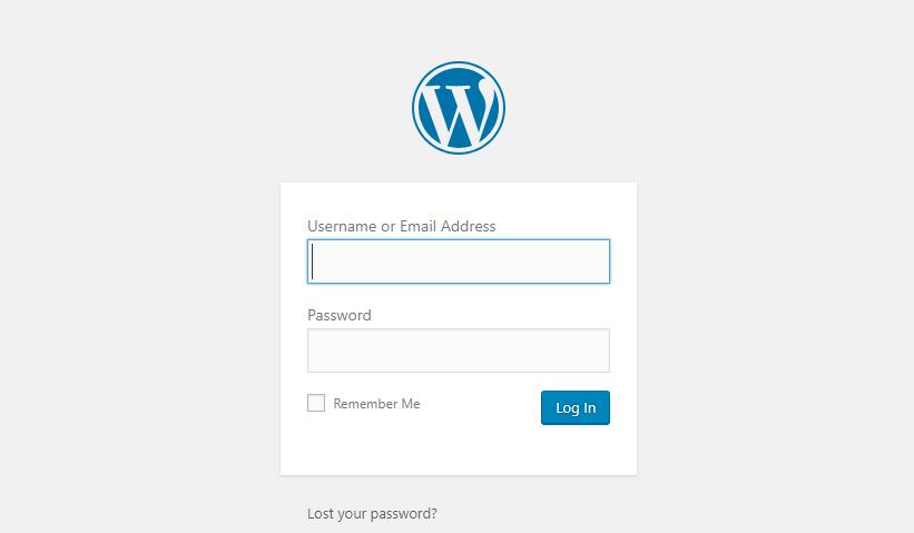 How to Reset WordPress Login Password?